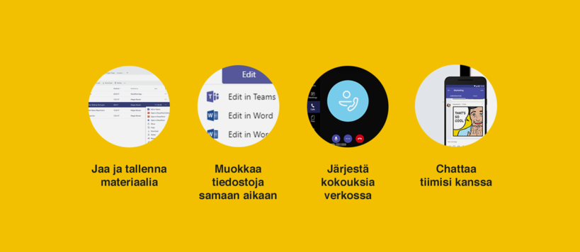 Mikä on Microsoft Teams?