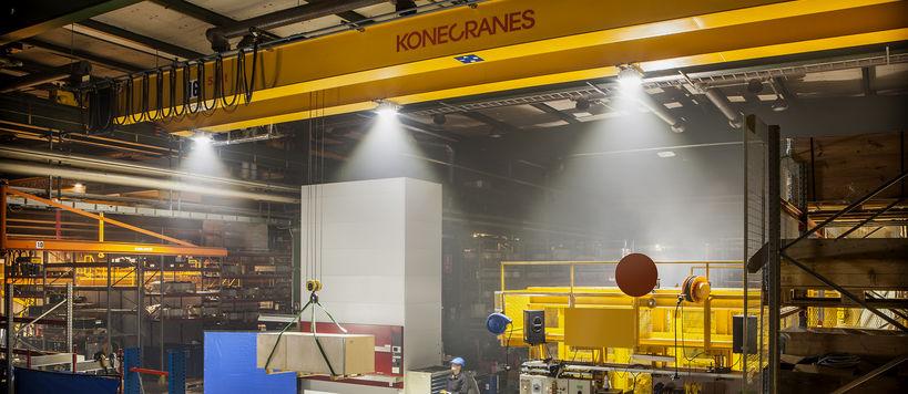 Konecranes became Premium Partner of School of Business 4d18864d60