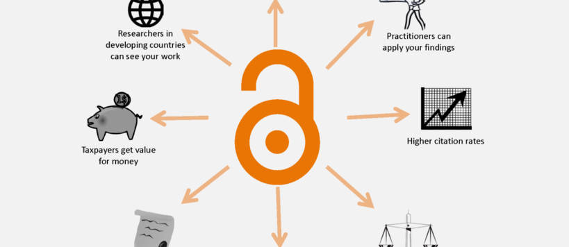 Benefits of Open Access Source: CC-BY Danny Kingsely & Sarah Brown