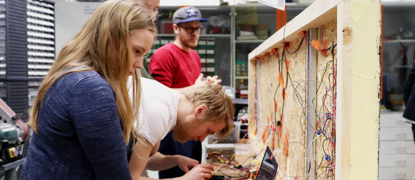 Department of Electrical Engineering and Automation | Aalto