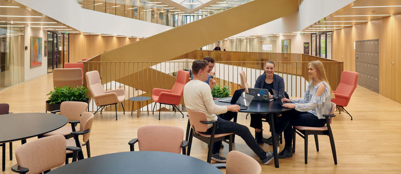 Aalto University School of Business students