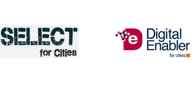 SELECT for Cities, logos