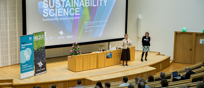Sustainability Science Days