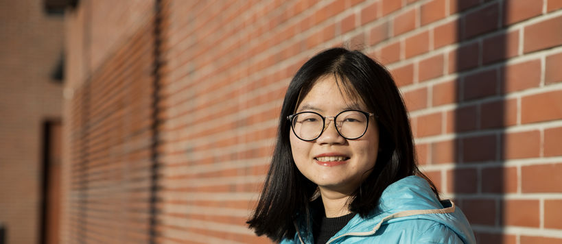 aalto university master's programme in electronics and nanotechnology photonics student Chen lingyi