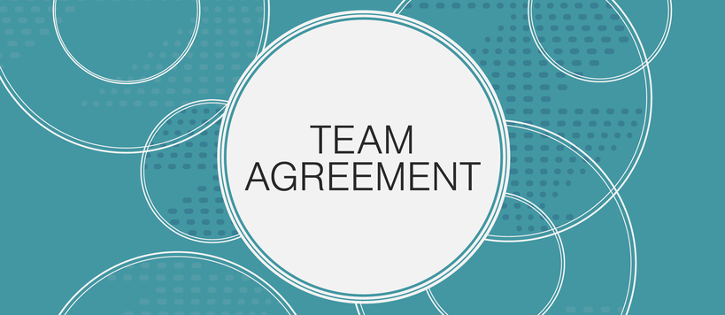 Team Agreement Banner