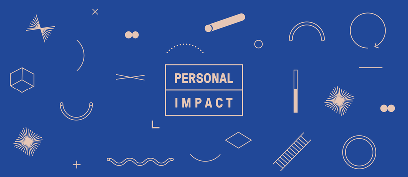 Personal Impact hero page logo