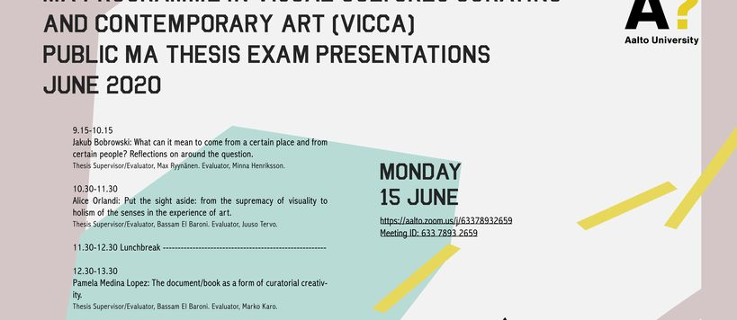 ViCCA thesis presentation poster 15.6-17.6.2020