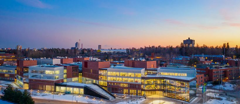 School of Business. Photo: Mika Huisman / Aalto University