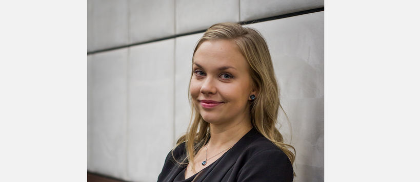 The BScBA Program alumna Tuuli Hakkarainen