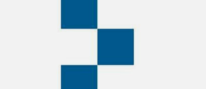 FinELib consortium logo, white and blue squares.