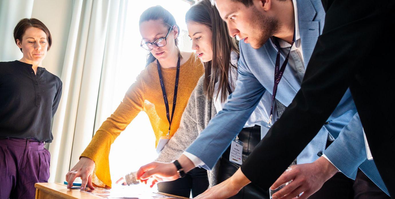 Haku kauppatieteiden maisterin tutkintoon johtaviin koulutuksiin (2 v) | Aalto-yliopisto