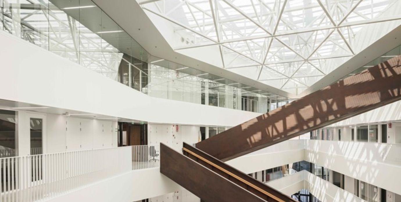 Aalto University's new building open to the public in September | Aalto University