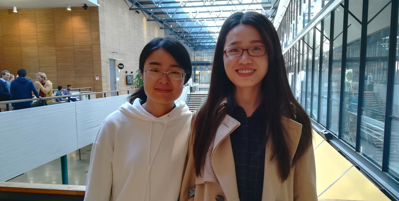 Aalto University / Rotordynamics course - Huanwen Xie and Changting Chen