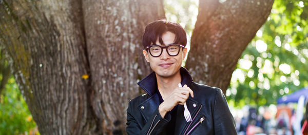 Aalto University, Otaniemi stories: Yeong Seok Ki, Student of Architecture / Photographer: Sinikoski