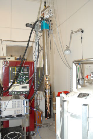 Low temperature laboratory / nano1room