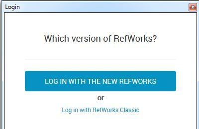Refworks instructions 3