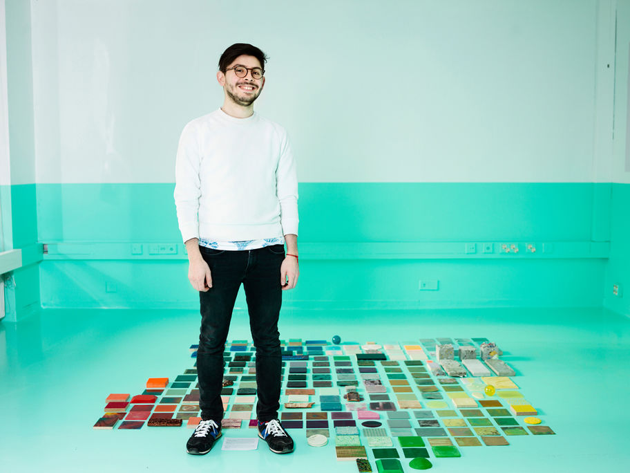 Aalto University, Otaniemi stories: Manuel Fonseca Martinez, Student of Product and Spatial Design / Photographer: Sinikoski