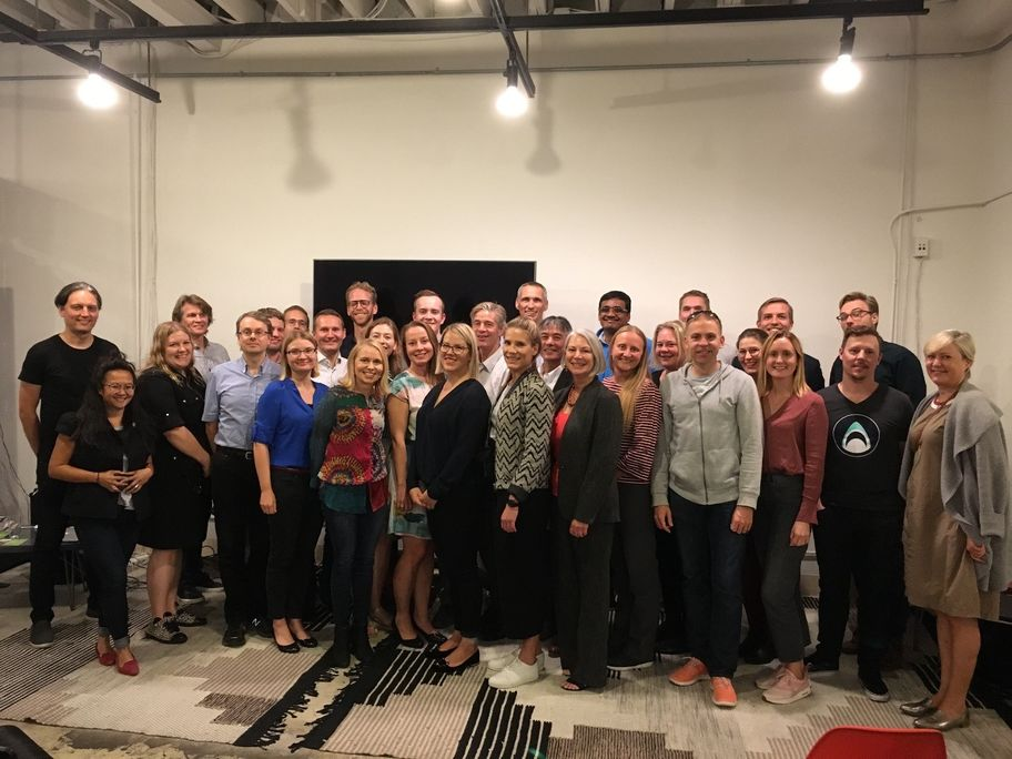Aalto alumni meet-and-greet in Palo Alto