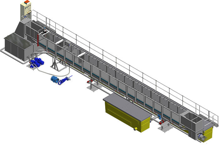 Environmental Hydraulics Flow Channel illustration