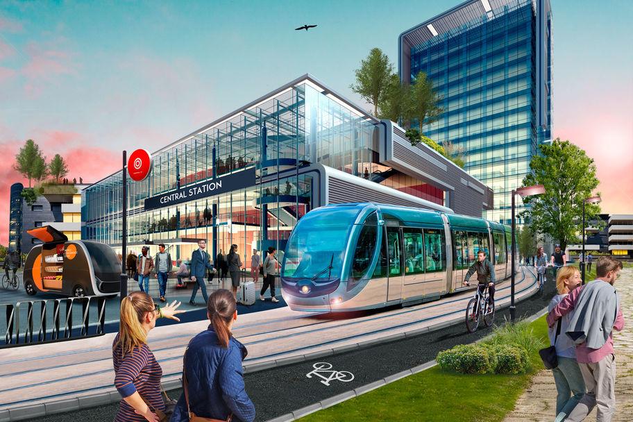EIT Urban mobility marketing