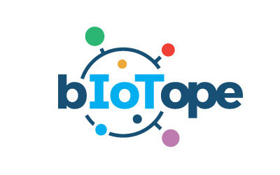 Center for Knowledge and Innovation Research / bIoTope logo