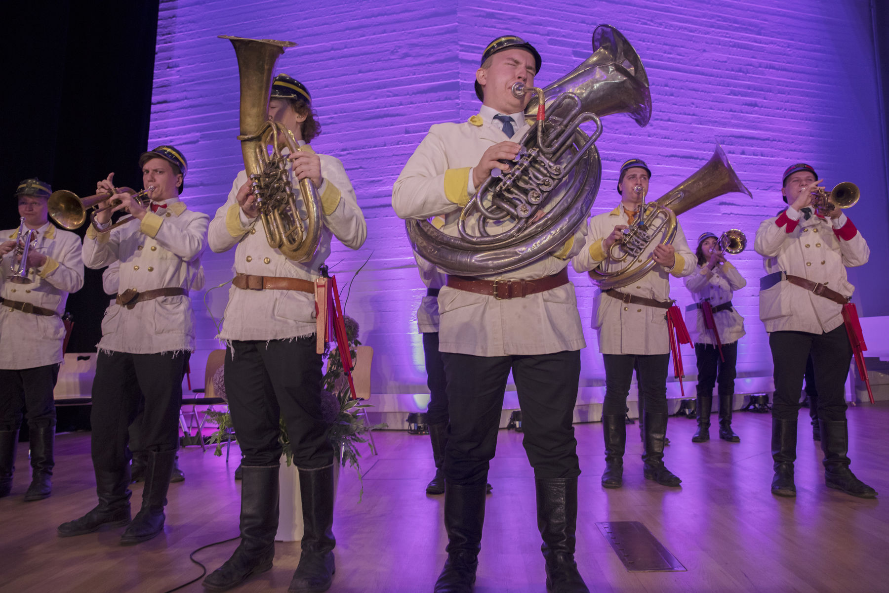 RWBK, The Retuperä Voluntary Fire Brigade Band