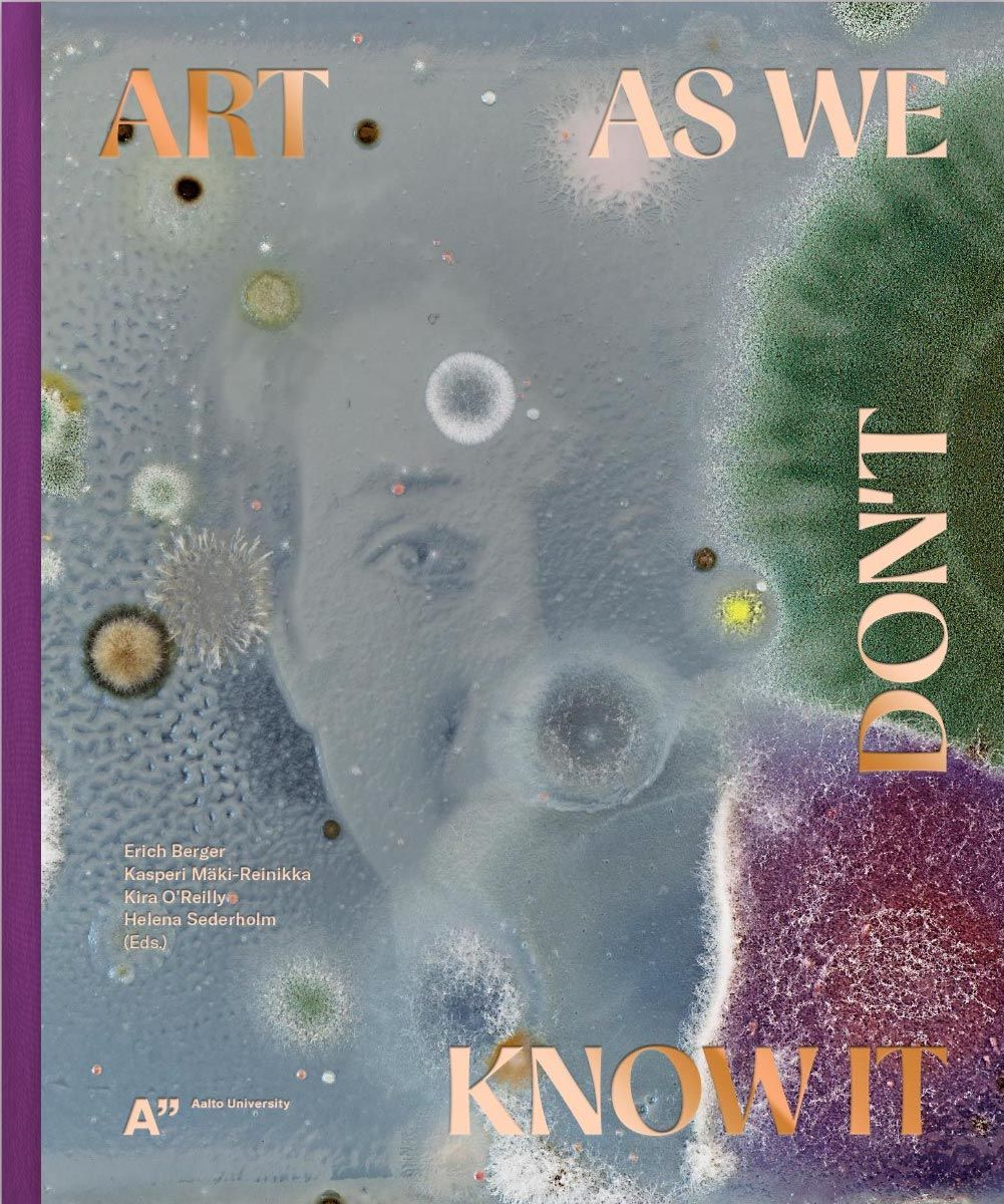 Art as we don´t know it cover