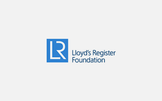 Lloyd's Register Foundation logo
