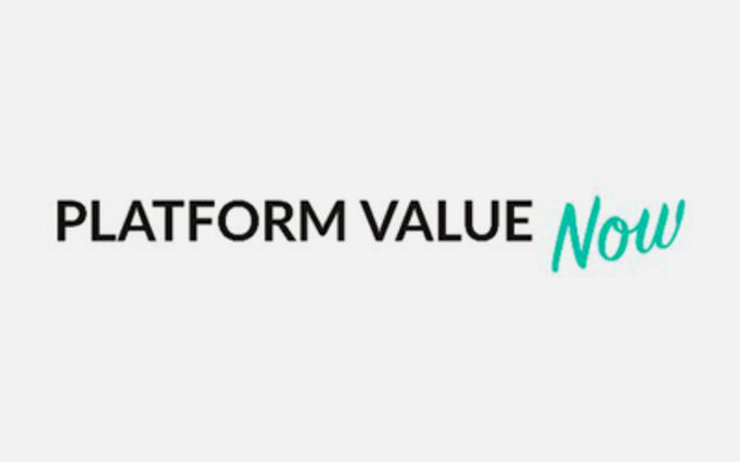 Center for Knowledge and Innovation Research / Platform Value Now logo