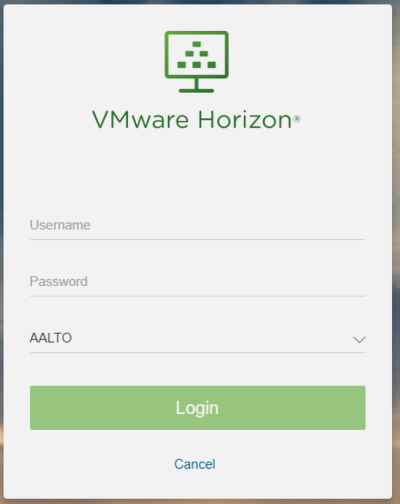 vdi aalto fi - How to use Aalto Virtual Desktop