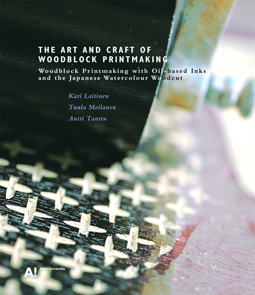 cover the aart and craft of woodblock printmaking