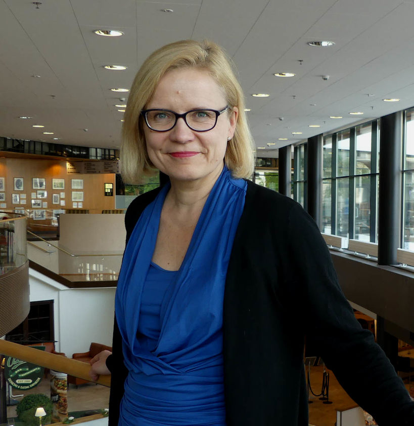 Professor Kirsimarja Blomqvist from Lappeenranta University of Technology