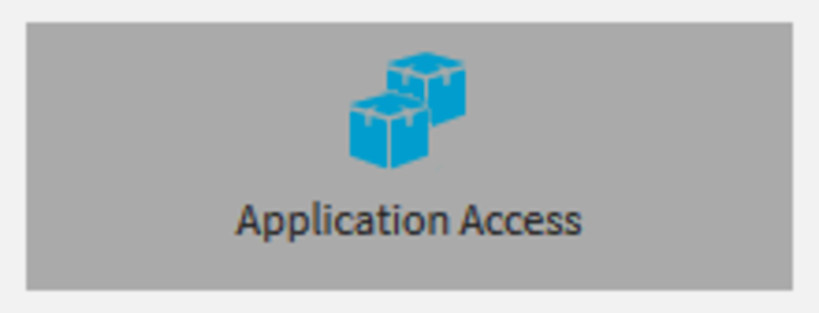 idm-Application access