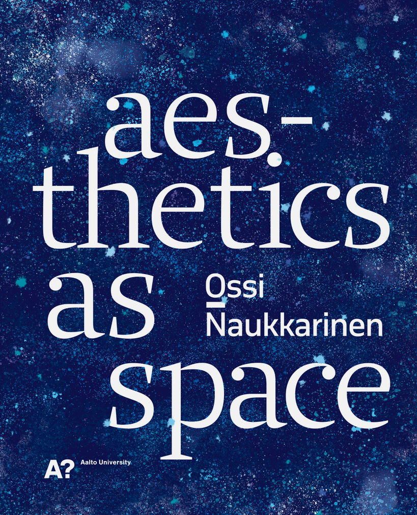 Aesthetics as Space cover