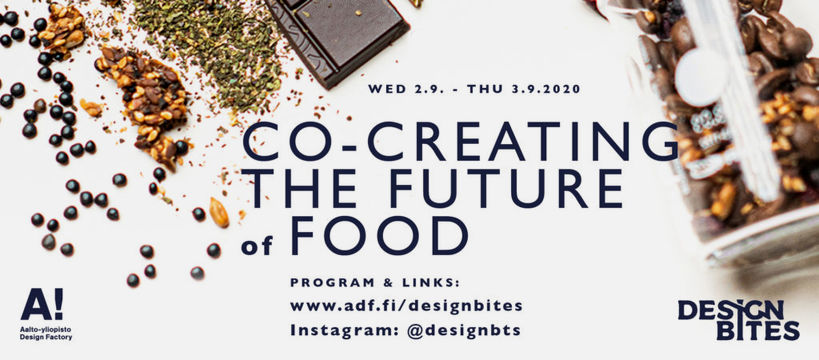 Co-creating the future of Food