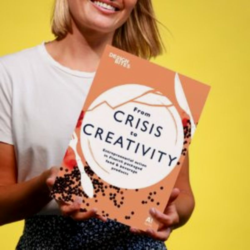 DesignBites: From Crises to Creativity