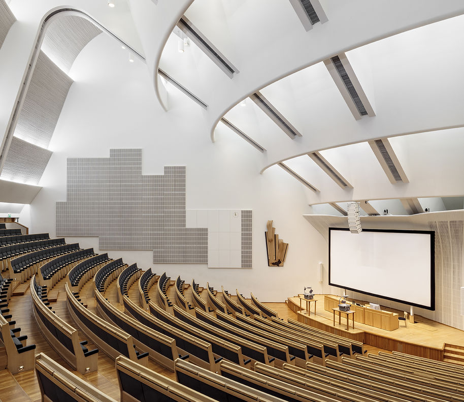 Aalto University Y Block Hall