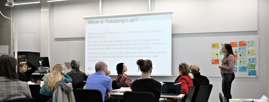 What is Teaching Lab?