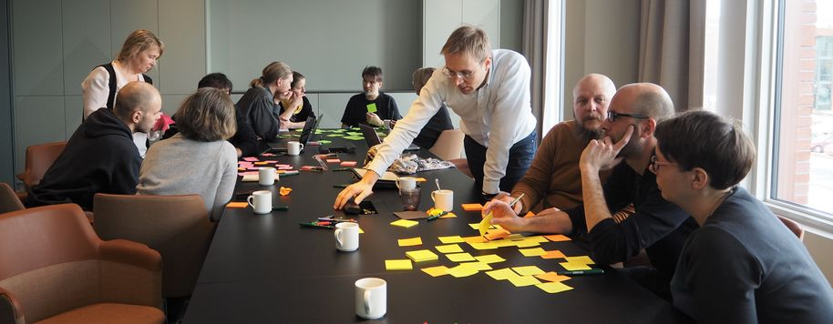 Focus group discussion of conceptualising Aalto-level Game Changer competences