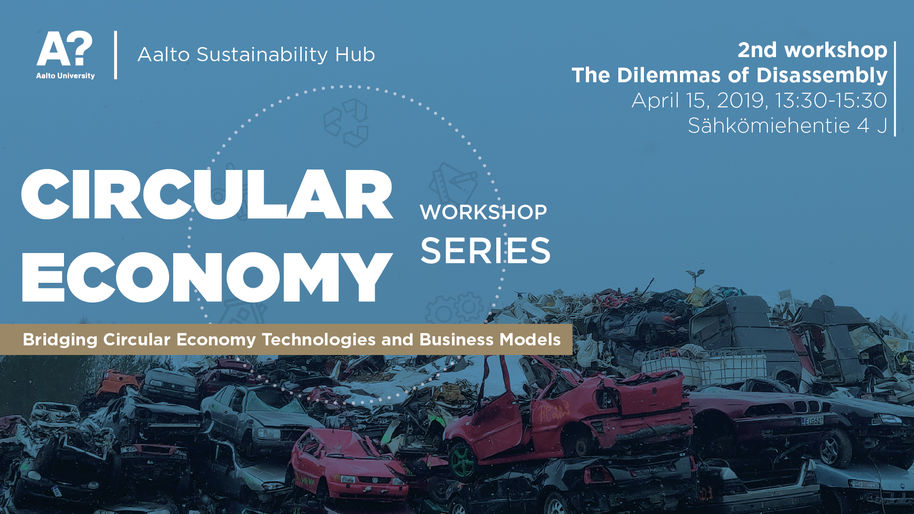 Circular economy workshop