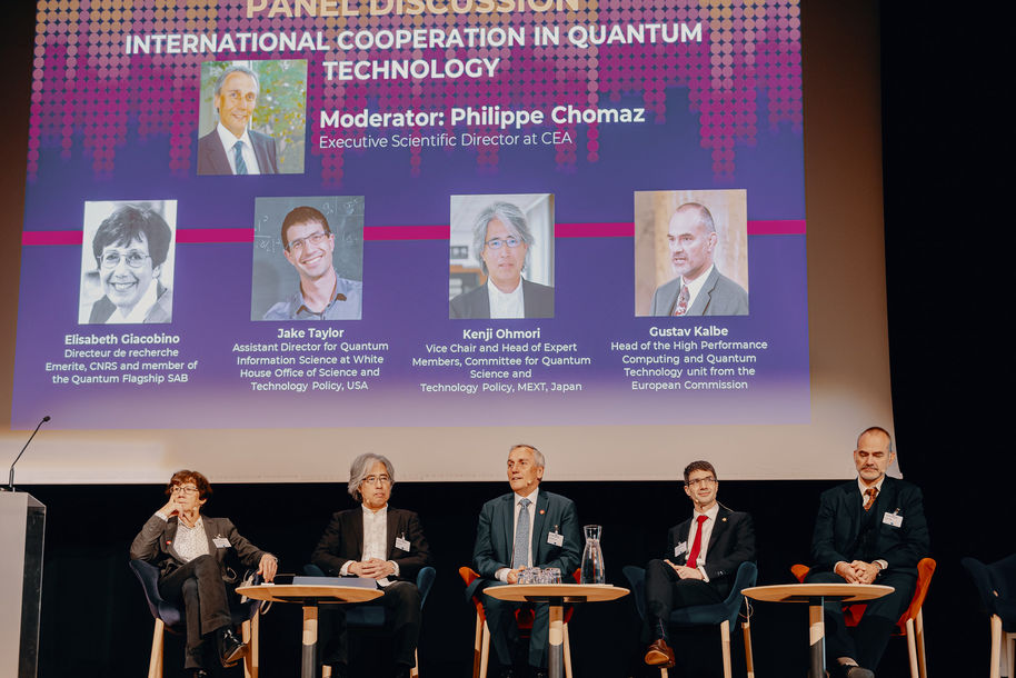 European Quantum Meeting. Photo: Quantum Flagship.