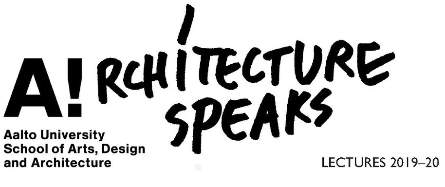 Architecture speaks logo