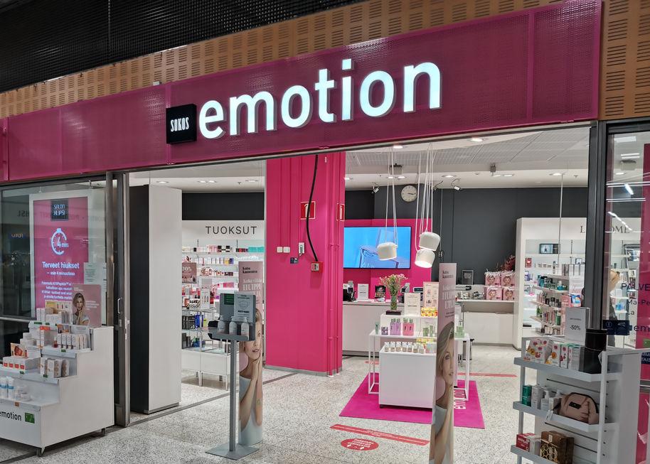 Emotion Itäkeskus