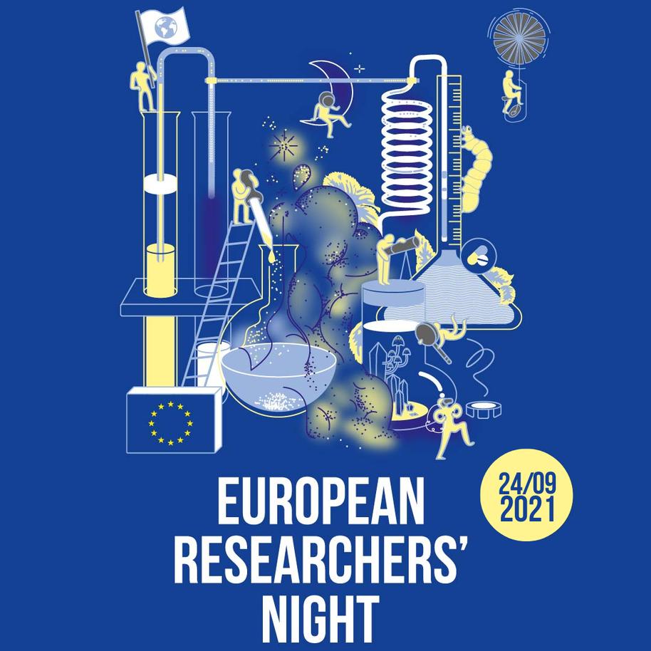 Logo of the European Researchers' Night