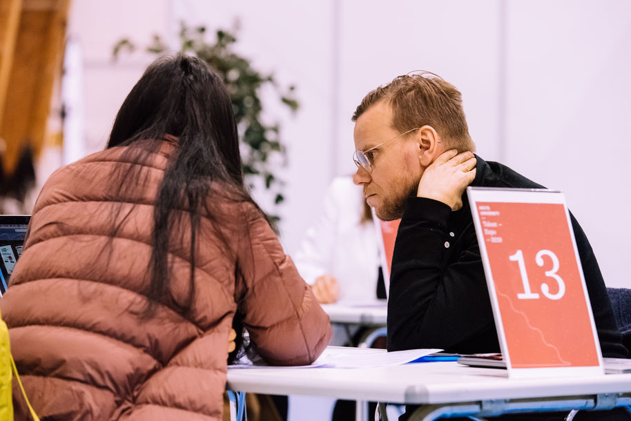 Aalto Talent Expo 2019 / Photographer Rasmus Karppinen