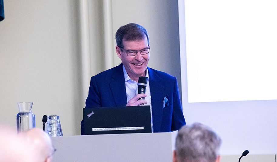 Jari Niemelä, the rector of the University of Helsinki, emphasized the importance of collaboration of the two universities.