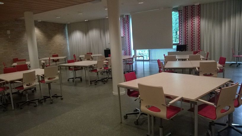 Lecture hall space for under 50 people
