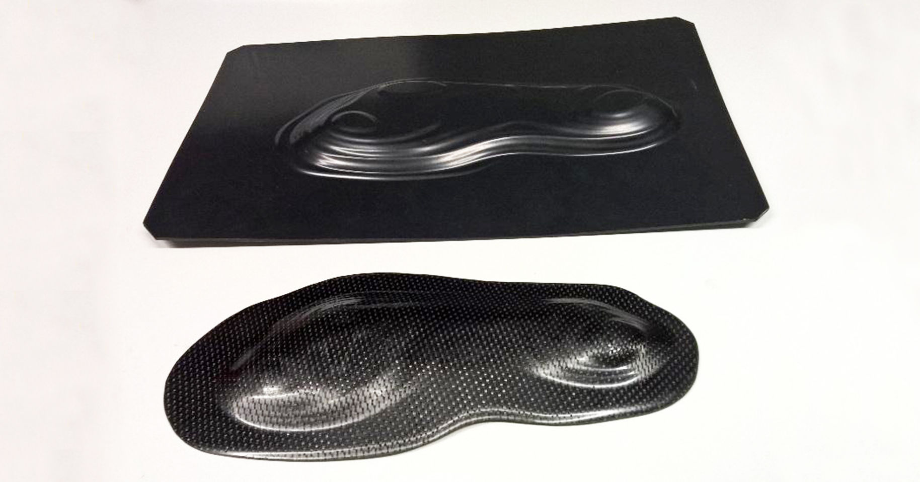 Project DDShape | Direct Digital Thermoformed mold and carbon-fibre final product | Kirsi Kukko