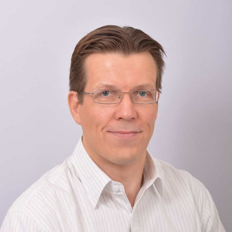 Aalto University / Data Science alumnus Matti Aksela
