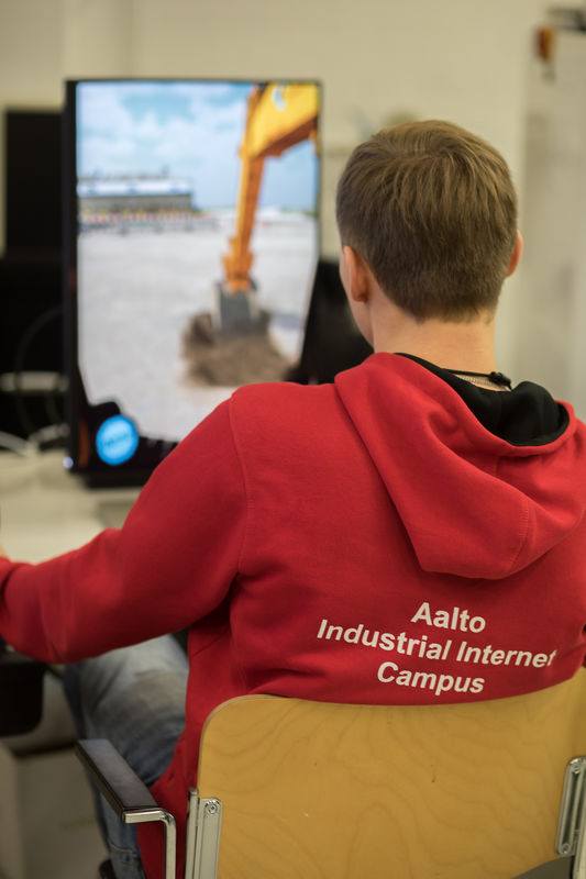 DigiTwin Demo Day 2 took place on 22 November 2019 at Aalto Industrial Internet Campus